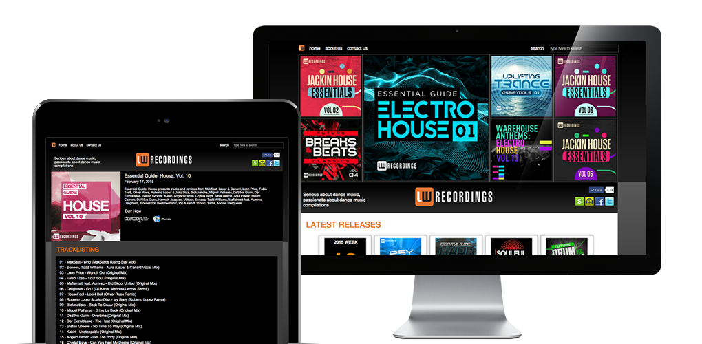 House Music Distribution - Sell House Music Online | Label Worx