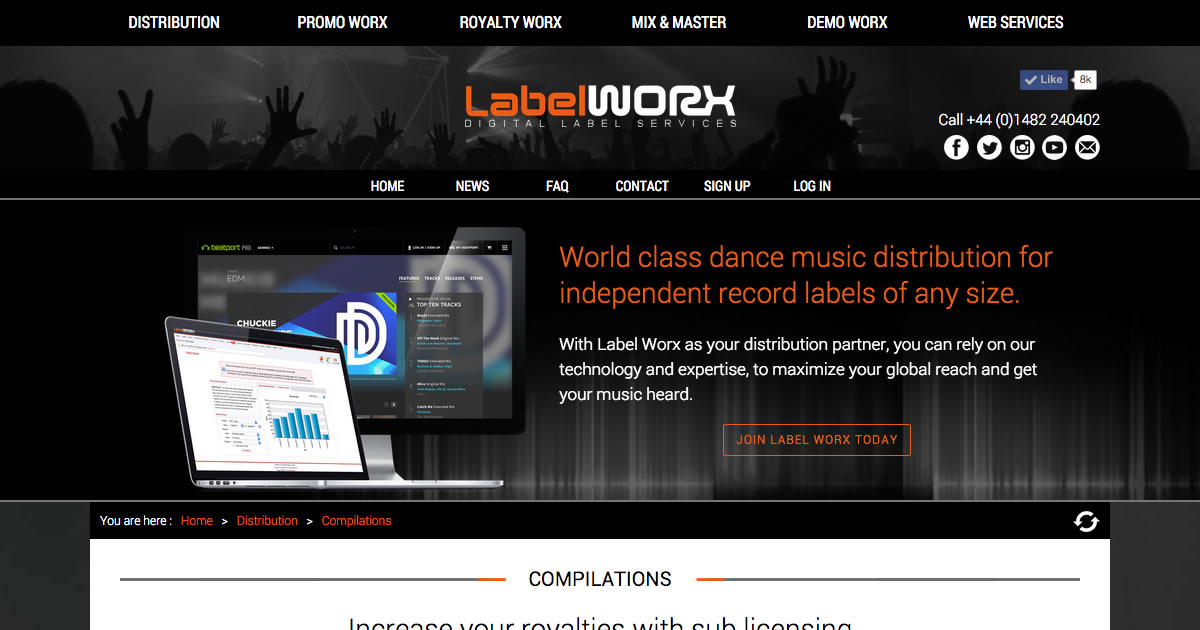 Compilations - Distribution | Label Worx