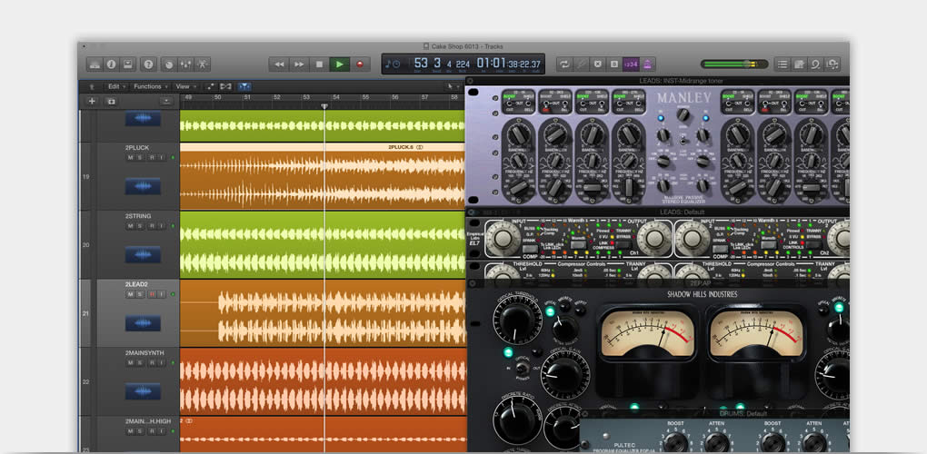 Take your production to the next level with our professional mixdown service