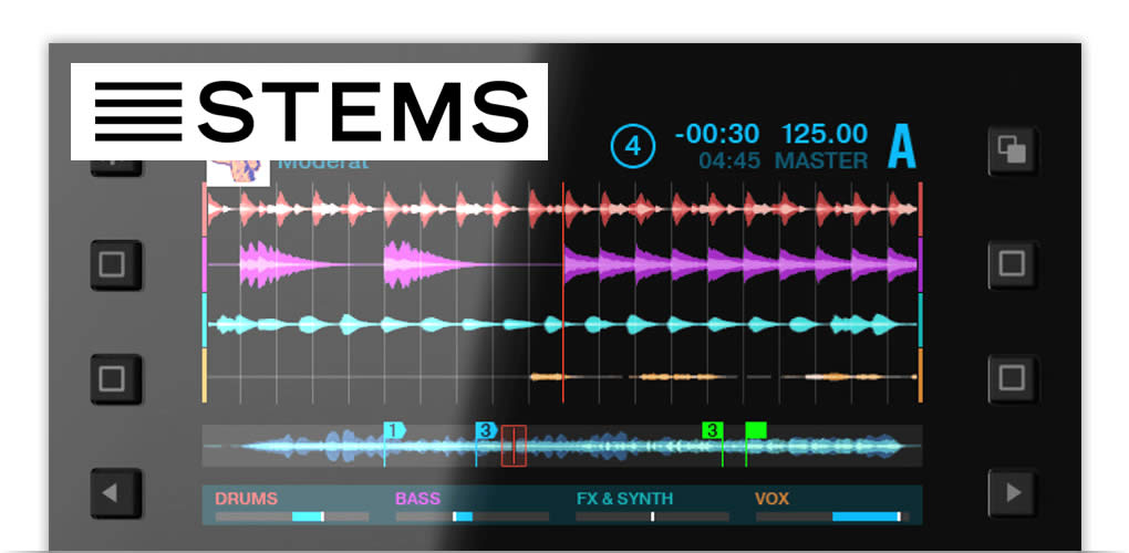 We are an official Native Instruments STEMS mastering house