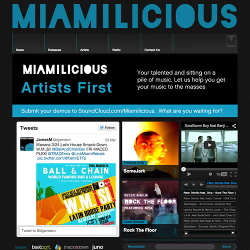 Miamilicious